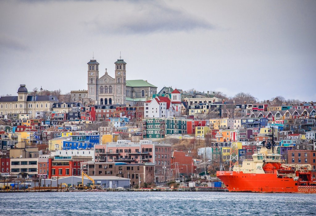 Best Ports of Call Canada and New England Cruise Guide St Johns Newfoundland