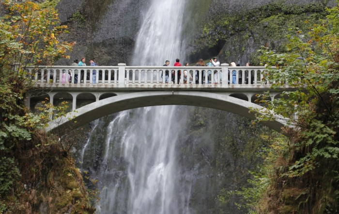 Top things to do Columbia Gorge Oregon Waterfalls