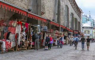 There is plenty to discover in Tallin's Old Town. It is rich in medieval and Hanseatic history and is a designated UNESCO World Heritage Site.