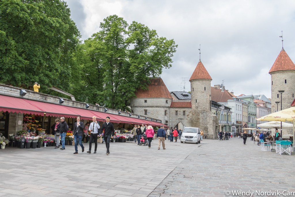 Top things to do in Tallinn. Viru Gate still stands as a reminder of the Old Town's 14th century defense system. There is plenty to discover in Tallin's Old Town. It is rich in medieval and Hanseatic history and is a designated UNESCO World Heritage Site. Photo Credit: Wendy Nordvik-Carr