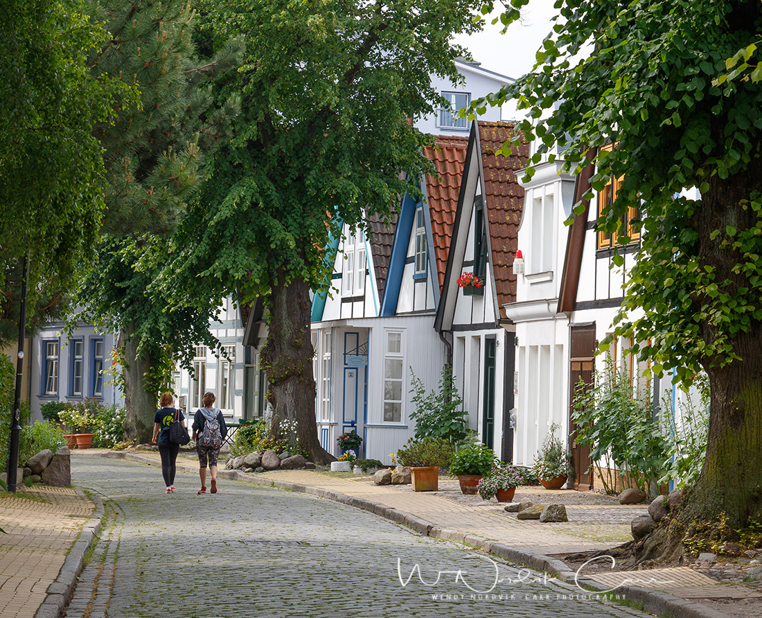 Visit charming Warnemünde, Germany, a former fishing village turned seaside resort and port of call for many cruise ships on the Baltic Sea. Photo Credit: Wendy Nordvik-Carr
