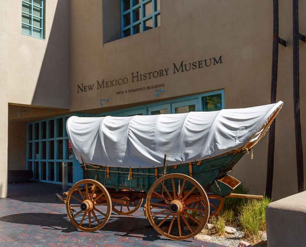 Explore the Santa Fe Historic District. It is one of the top things to do in Santa Fe, New Mexico. Photo: Wendy Nordvik-Carr©