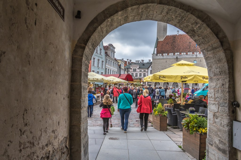 Travel Estonia to Discover top things to do in Tallinn - There is plenty to discover in Tallinn's Old Town. It is rich in medieval and Hanseatic history and is a designated UNESCO World Heritage Site. Photo Credit: Wendy Nordvik-Carr