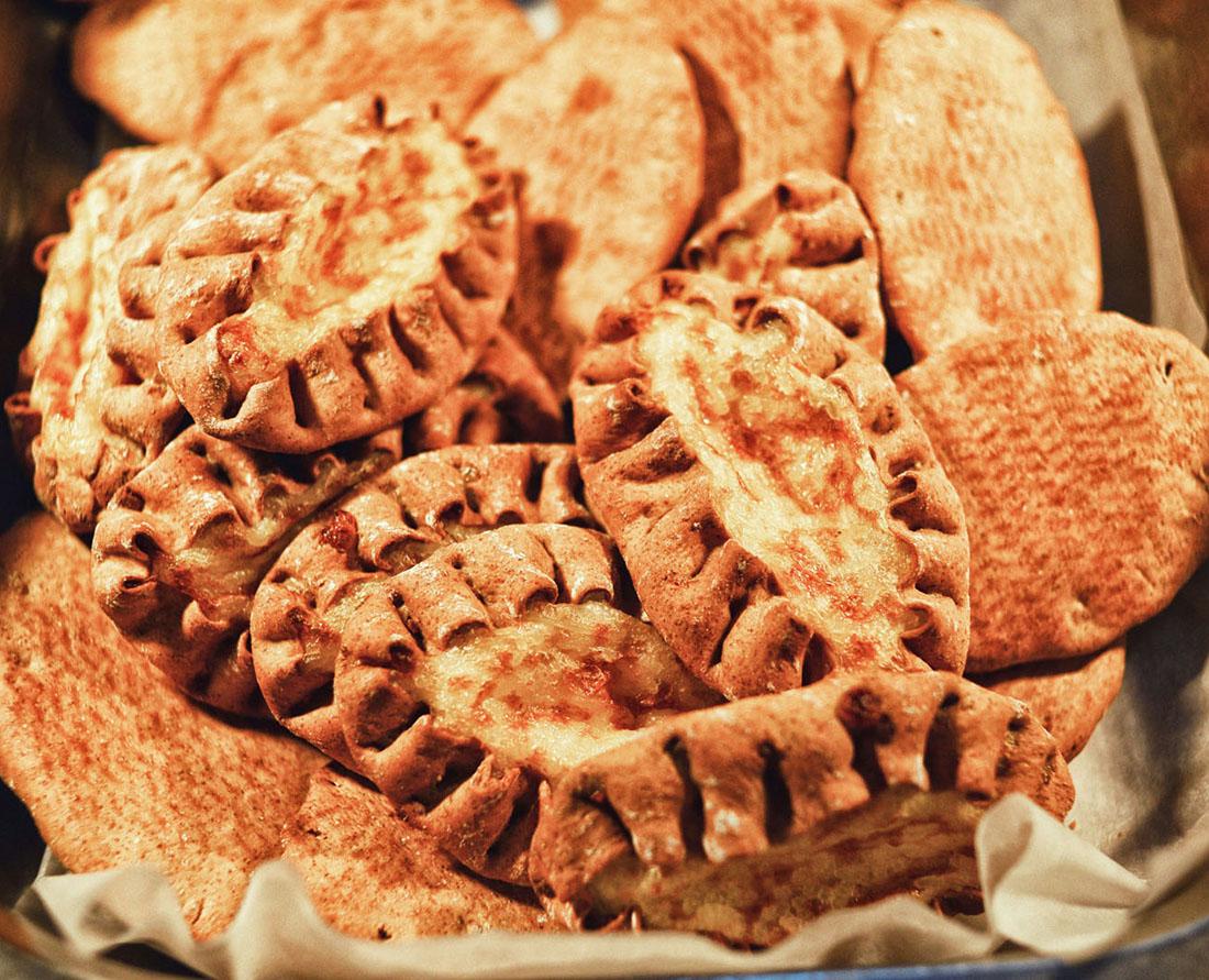 Karelian pies - Traditional foods of Finland. Photo Credit: Raita Kuwahara, Visit Finland.