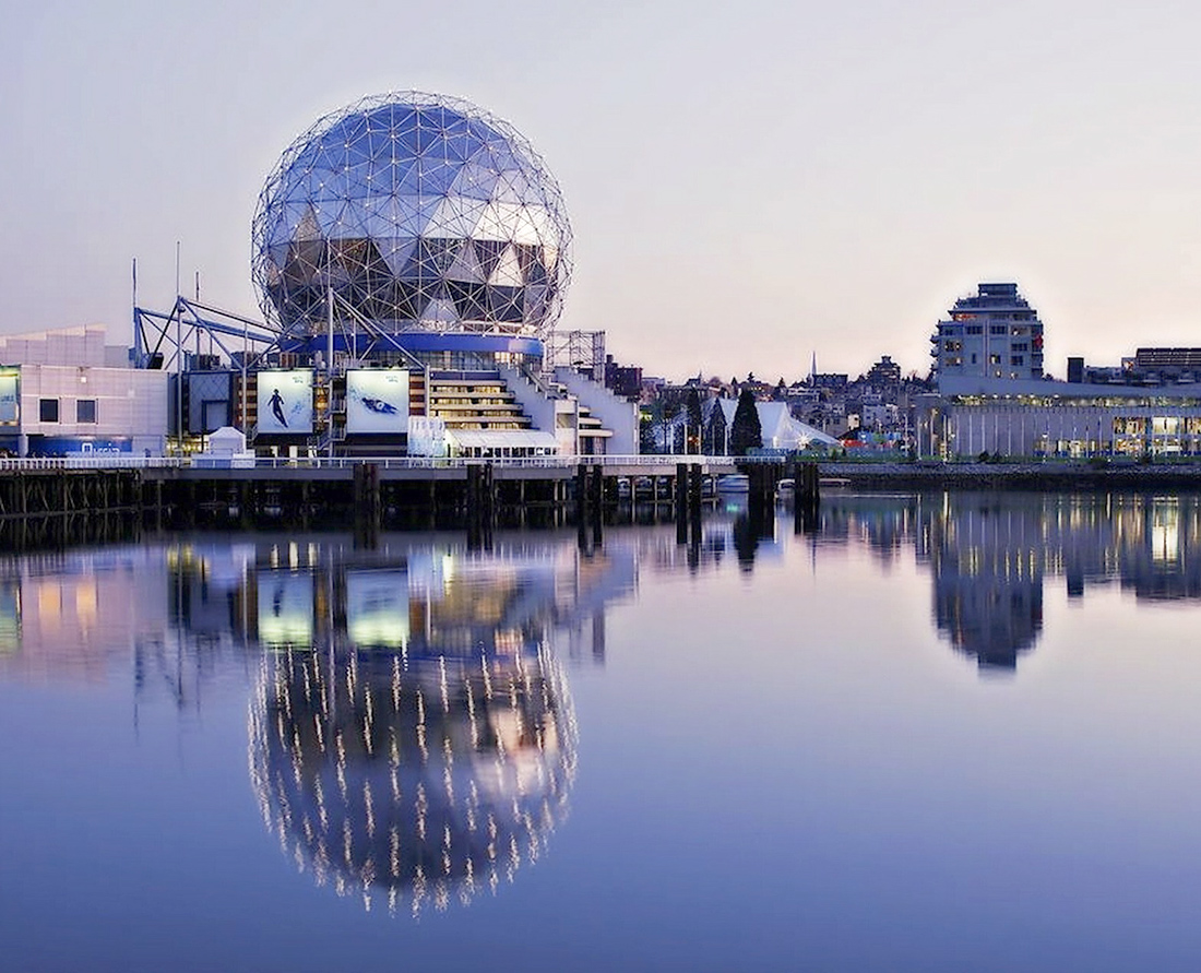 Visit Science World one of the top things to do in Vancouver