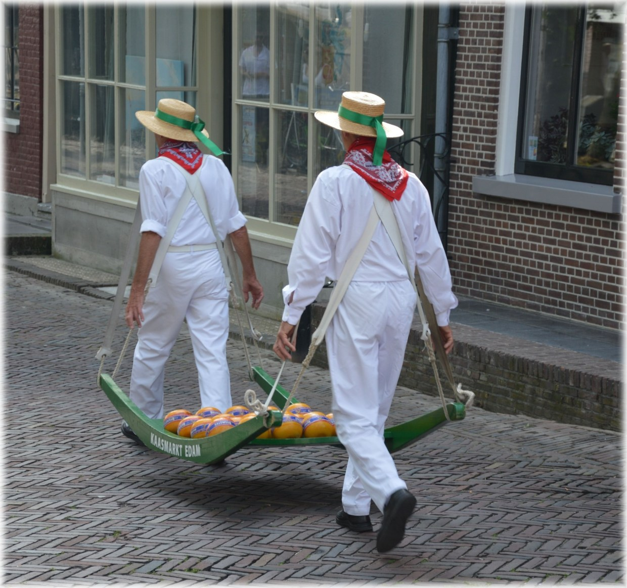 Discover the top things to do in Edam, Holland. Visit the Cheese Market and taste a variety of delicious cheeses.