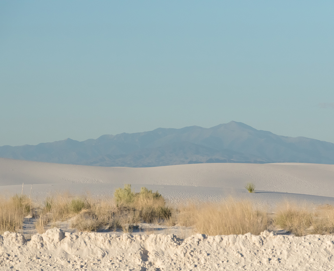 Trip planning guide to White Sands, New Mexico. Top things to do in White Sands National Monument.