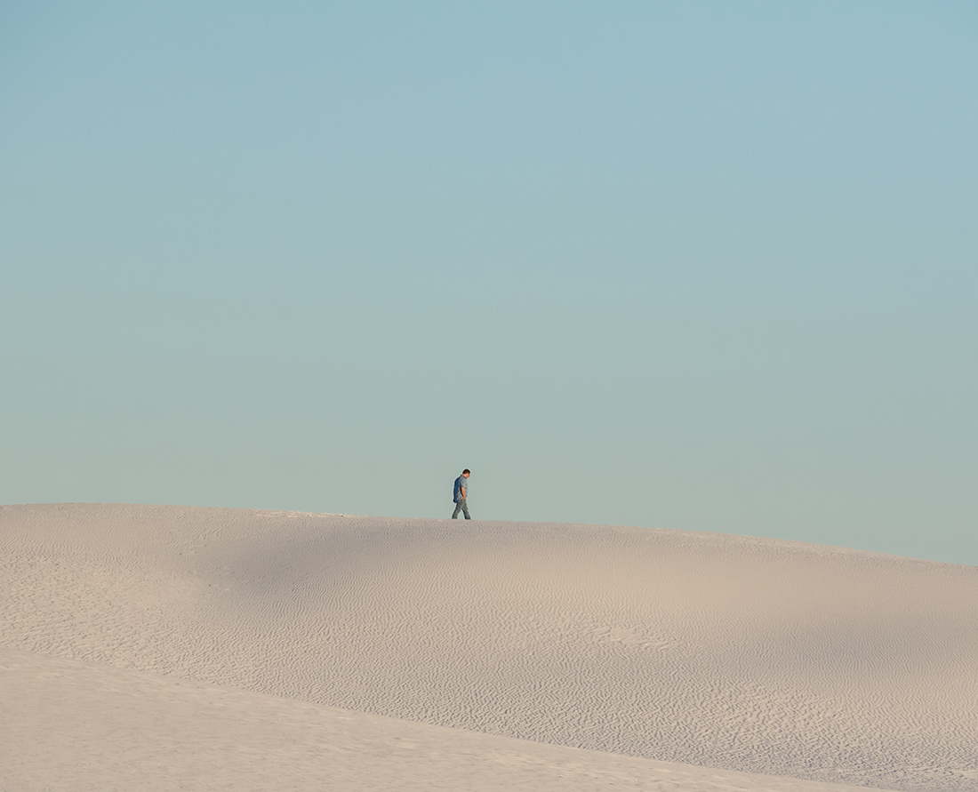 Discover the top things to do in White Sands, New Mexico. Explore the stunning, pristine white sand dunes of White Sands National Monument. Photo Credit: Wendy Nordvik-Carr©