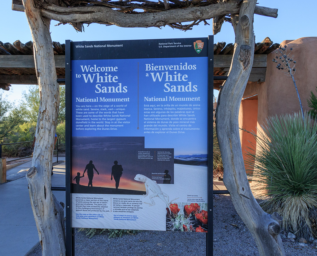 Plan your visit to White Sands on a road trip to the largest gypsum dunes in the world. Here are the top things to do while in White Sands National Monument. Photo Credit: Wendy Nordvik-Carr©