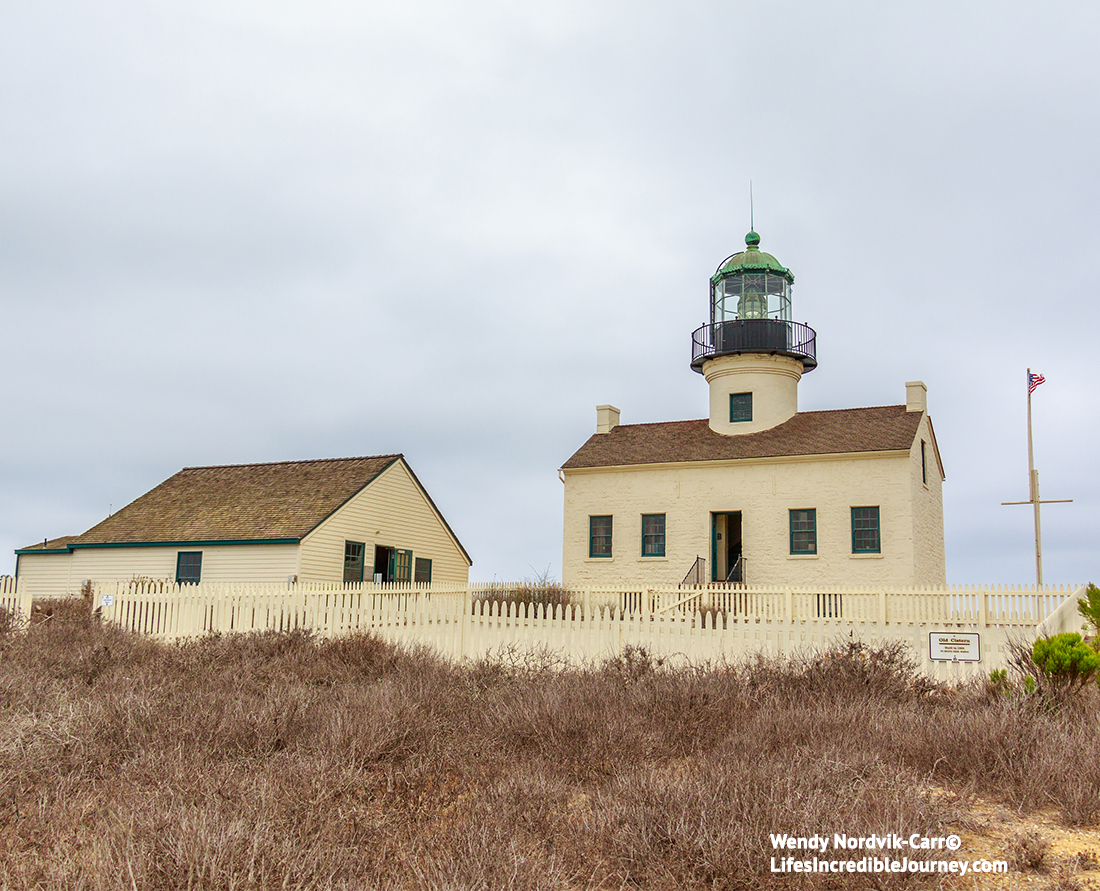 Discover The Oldest Lighthouse On The Pacific Coast