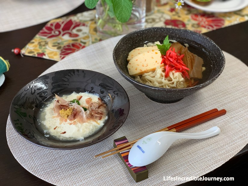 Okinawa Soba - Unique must try foods Okinawa Japan. Photo Credit: Melanie, LifesIncredibleJourney.com©
