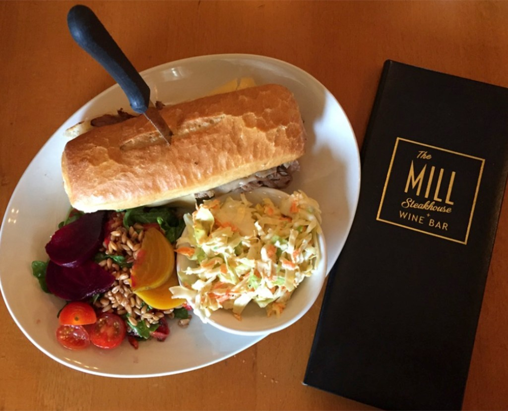 Mill Steakhouse at the Machine Shop in Sault Ste Marie