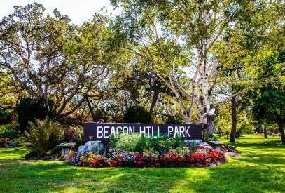 Victoria's beautiful Beacon Hill Park - Photo Credit: Destination Greater Victoria©
