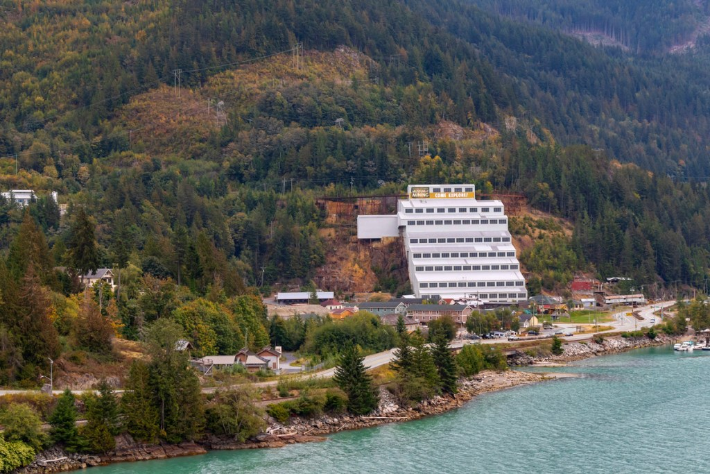 Top things to do Sea to Sky Highway Vancouver to Whistler - Visit the Britannia Mine Museum in Britannia Beach. Photo Credit: Destination BC/Heath Moffatt