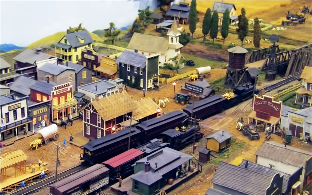 Visit Miniature World, one of the top things to do in Victoria BC.
