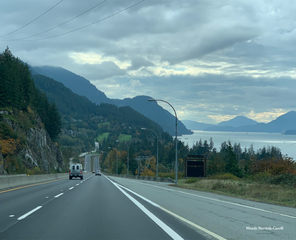 BC Travel Guide - The Sea-to-Sky Highway is one of the most scenic roads in North America. Photo Credit: Wendy Nordvik-Carr©