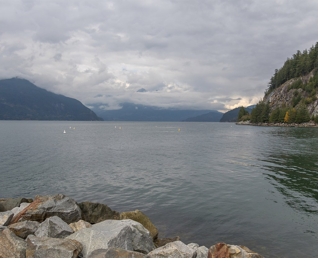 Porteau Cove is a popular scuba diving spot along the Sea-to-Sky Highway. Photo Credit: Wendy Nordvik-Carr© a