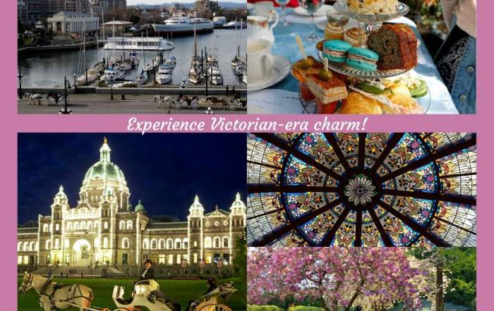 Best things to do in Victoria Best places for afternoon tea