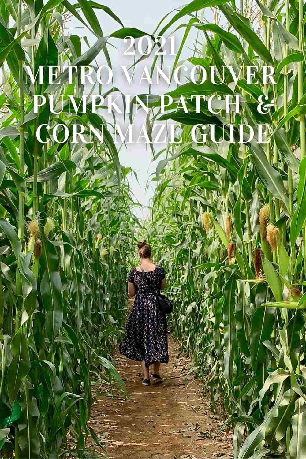 2021 Pumpkin Patch Guide for Metro Vancouver