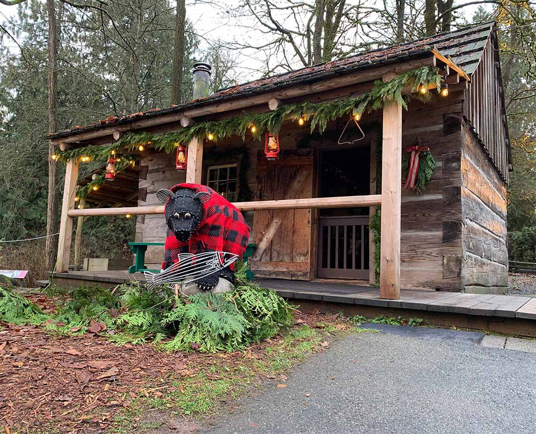 One of the best Metro Vancouver holiday events is a trip to experience a Heritage Christmas at Burnaby Village. Photo: Melanie Lomond©