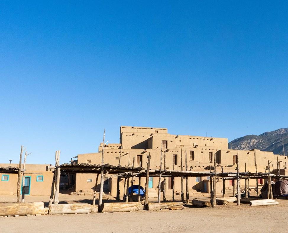 Taos Pueblo UNESCO World Heritage Site. Photo: New Mexico True