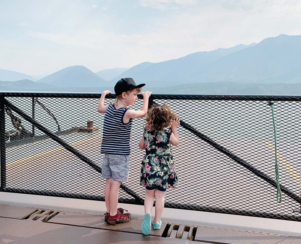 Explore some of the free ferries in British Columbia. Photo: Melanie Lomond©