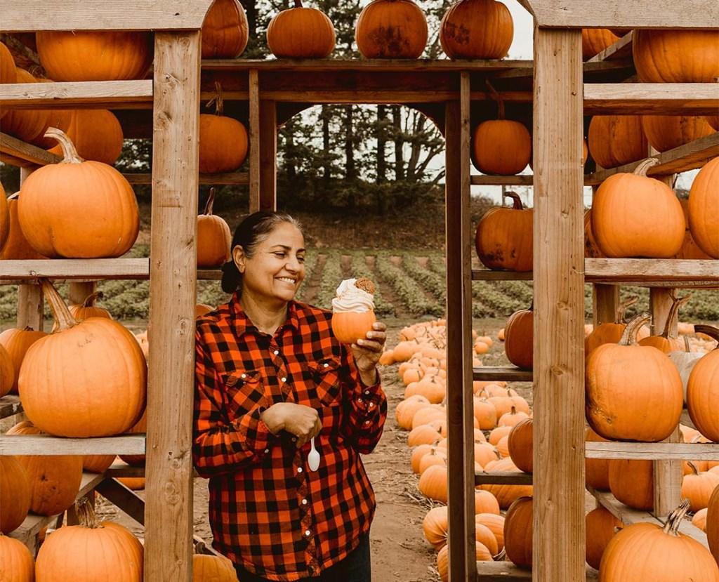 2020 DevinderPMaan Farms Pumpkin Patch