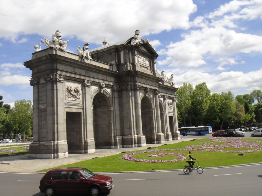 First Full Day in Madrid: Getting Our Bearings (3/5)
