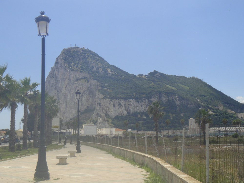 Testing My Limits: Day Trip to Gibraltar (1/6)