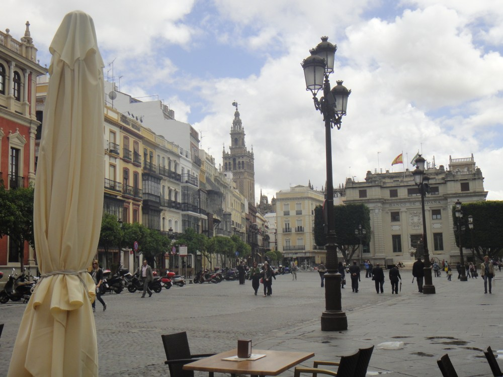 A One Night Fling With Sevilla (4/6)