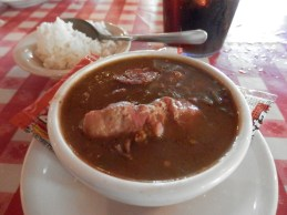 Best bowl of gumbo!