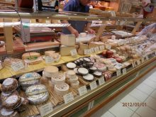 Lovely cheese shop