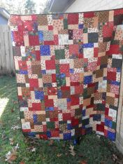 Becky's Christmas Quilt