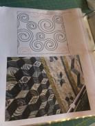 Denise's Spirals quilting design