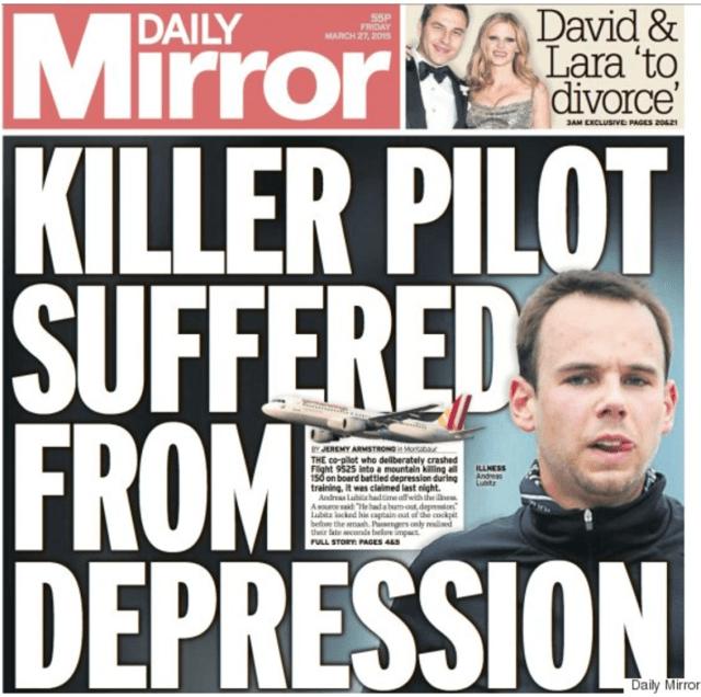 Killer Pilot Headline