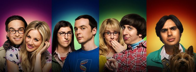 The Cast of The Big Bang Theory are My People