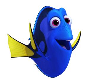 Pixar Dory