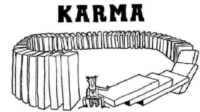 I don't think karma means what you think it does