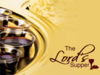 Episode 121 – The Lord's Supper