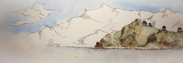 Carnet de voyage Groenland 2019-2