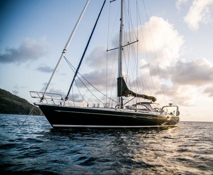 Notre bateau LifeSong dans toute sa splendeur