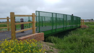 FRP Footbridge