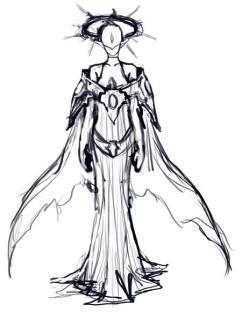 Alicia - Concept Art