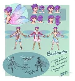 Sydney - Enchandri Design