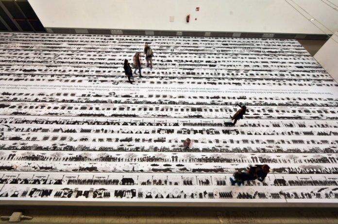 Ai-Weiwei Odyssey Palermo 1