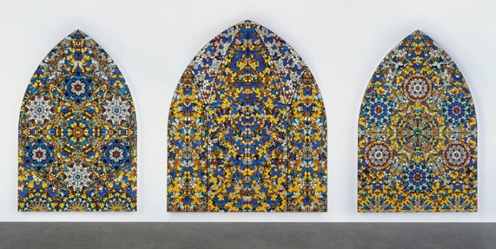 Damien Hirts Butterfly