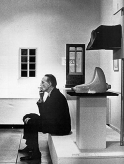 Fontaine Marcel Duchamp