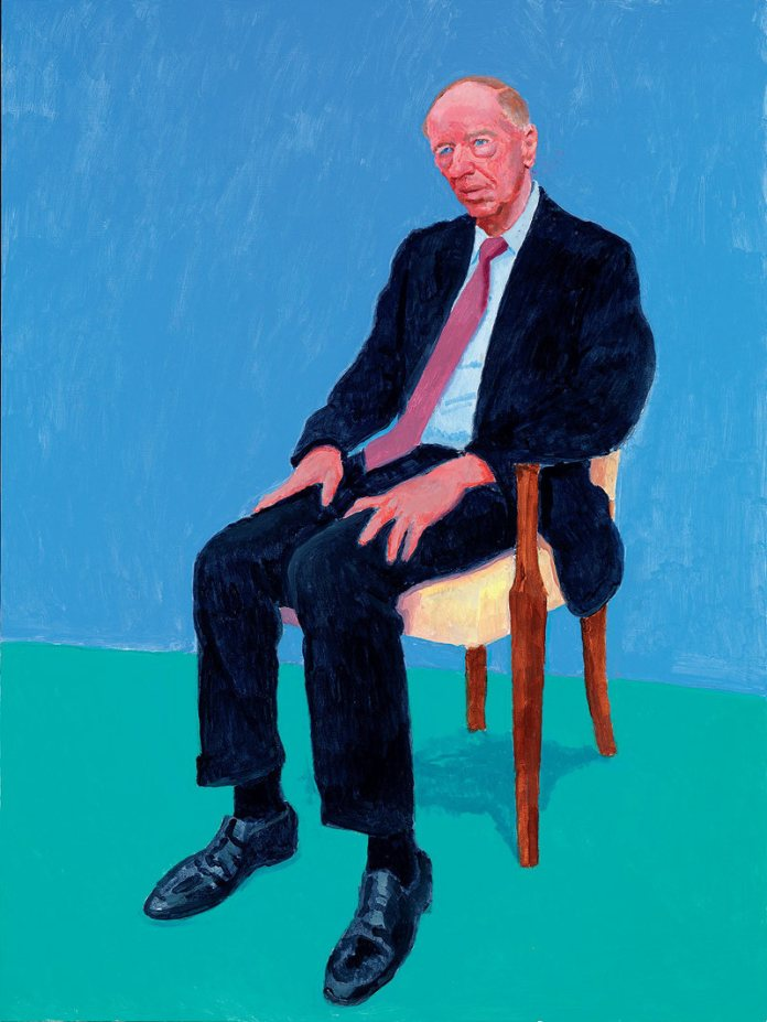 David Hockney mostra Venezia