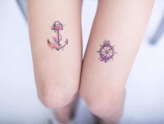 tatuaggio timone