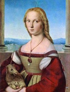 Raffaello Sanzio - Liocorno